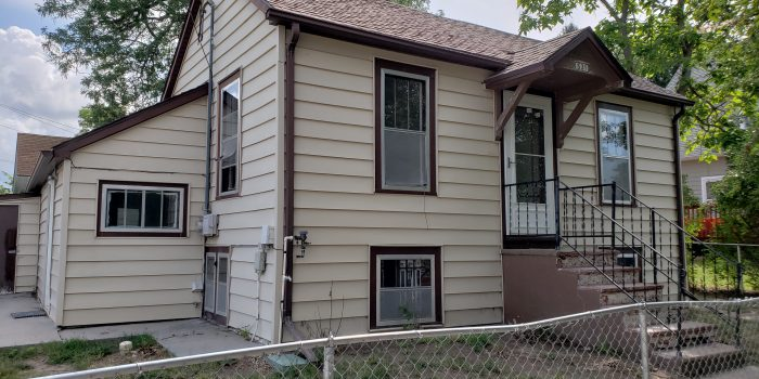 531 West 2nd St. – 2 Bedroom, 1 Bath – Chadron