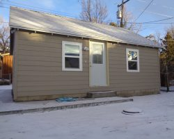 628 Chadron Ave. – Alley House – Chadron, NE