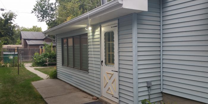 645 Bordeaux St. – Lower Unit – Utilities Included – Chadron, NE