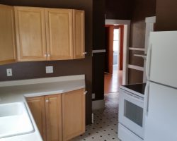 136 W. 9th St. – Upper Unit – All Utilities Included – Chadron, NE
