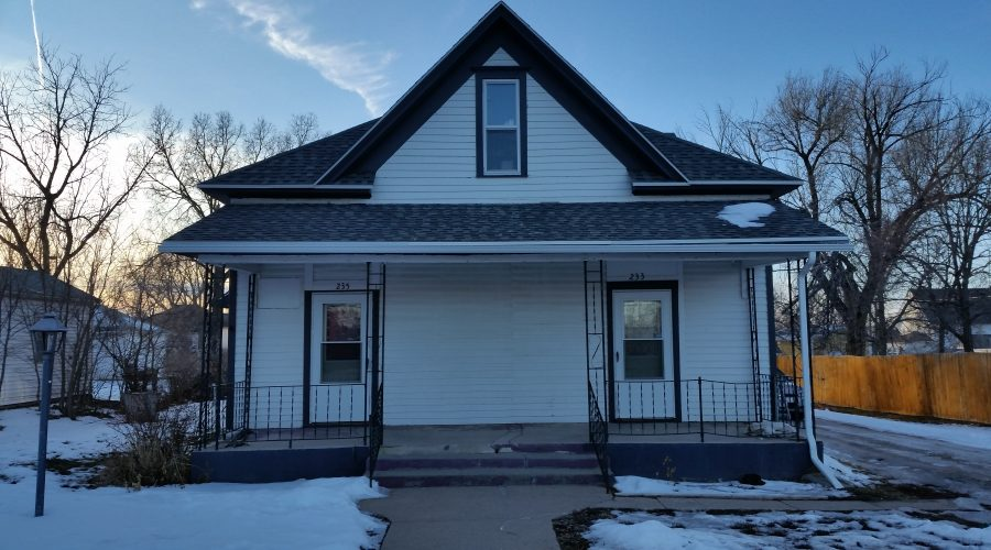 235 Mears St. – 2+ Bedroom, 1 Bath – Chadron