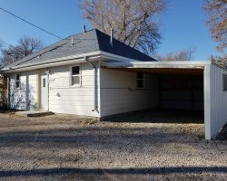 446 1/2 King St. – Alley House – Chadron, NE