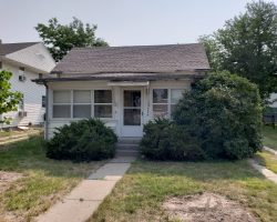 326 Ann St – 2 Bedroom, 1 Bath – Chadron