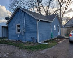 610 Mears St. – Alley House – 1 Bedroom, 1 Bath – Chadron