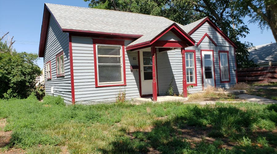109 Shelton St. – 1 Bedroom, 1 Bath – Chadron, NE